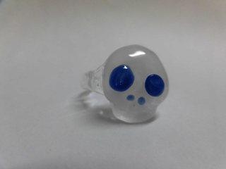指輪 スカル.JPG