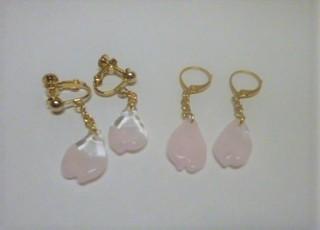 桜の耳飾り.JPG