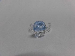 海4クラゲ指輪ブルー.JPG